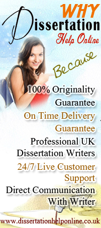 Original Dissertation Writing